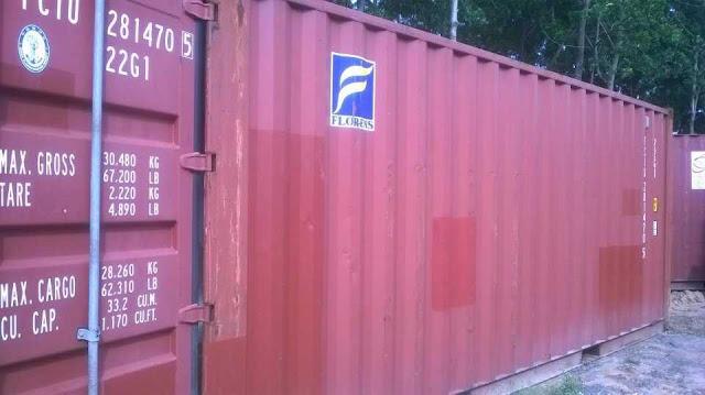 Container Văn Phòng, Container Kho Tại Long Phú, Sóc Trăng