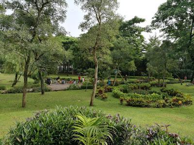Taman di Jagakarsa