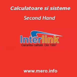 electronice second-hand și la mana a doua