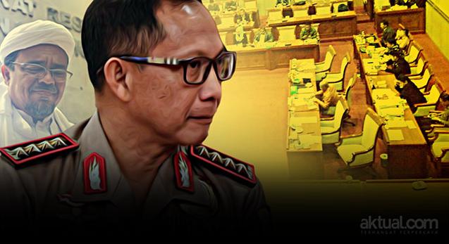 Penanganan Kasus Hukum Amburadul, Pekan Depan Komisi III DPR Panggil Kapolri