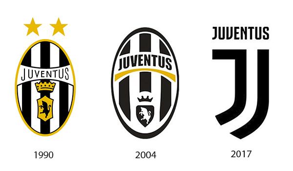 La Juventus presenta su rebrandig y el cambio es radical