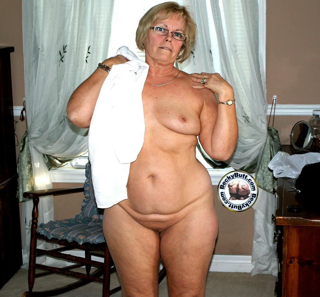 Amateur Granny Solo Orgasm