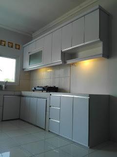 Proyek Kitchen set Pak Anwar