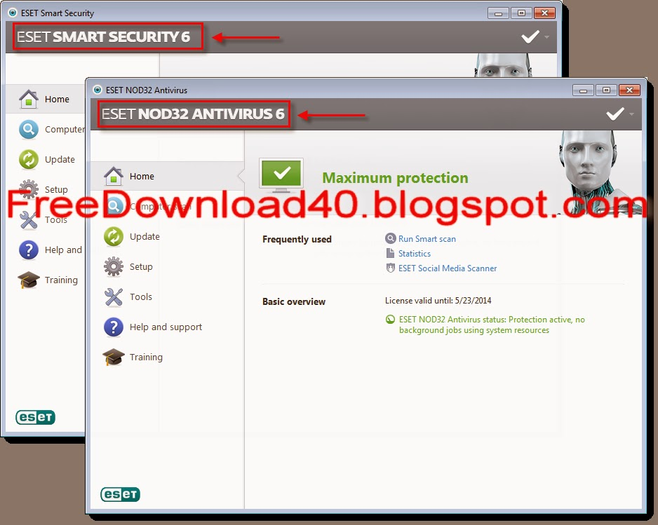 Nod32 antivirus 6 review