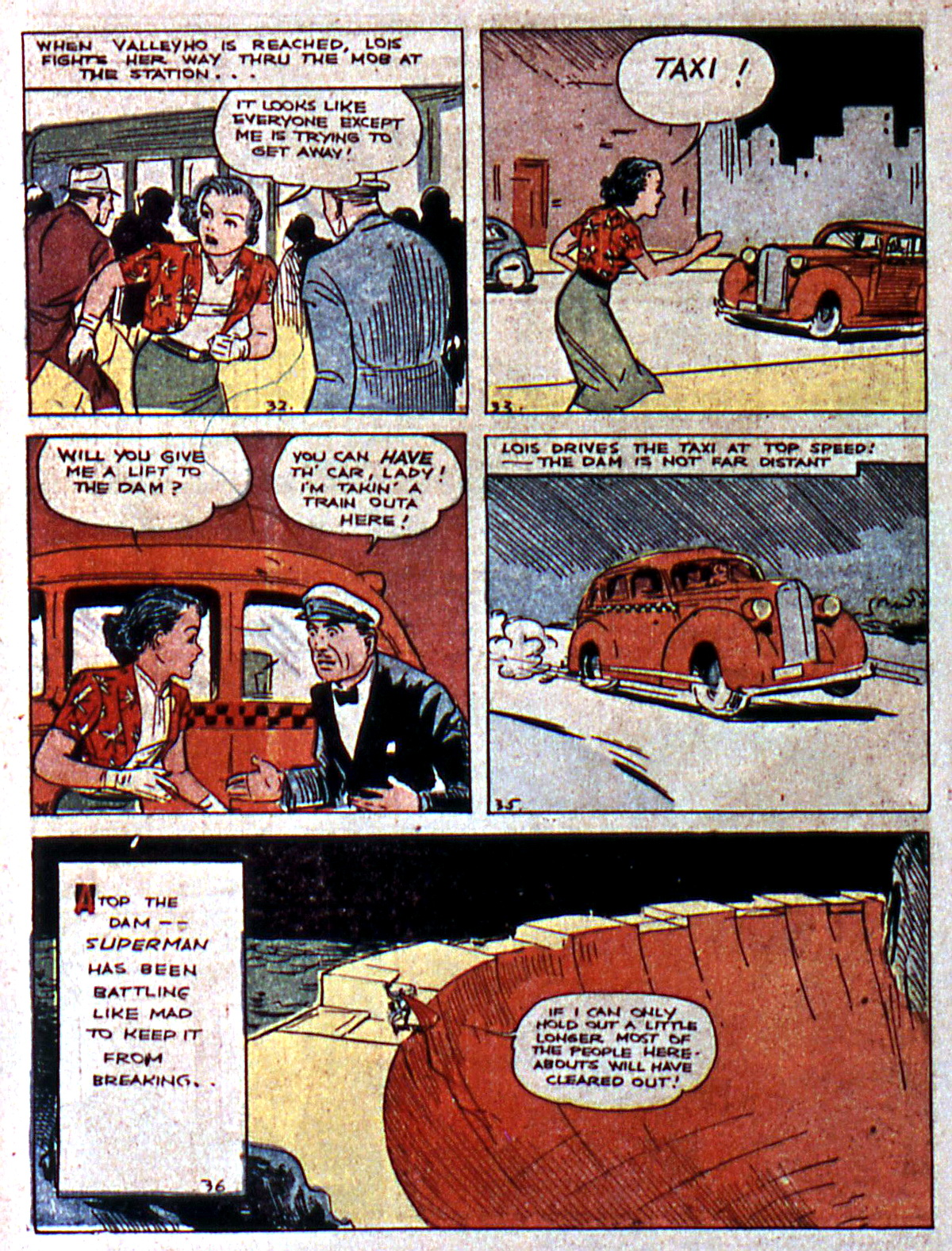 Read online Action Comics (1938) comic -  Issue #5 - 8