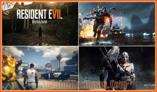 Grafis dan Gameplay Terbaik Untuk Game PC Sepanjang Masa