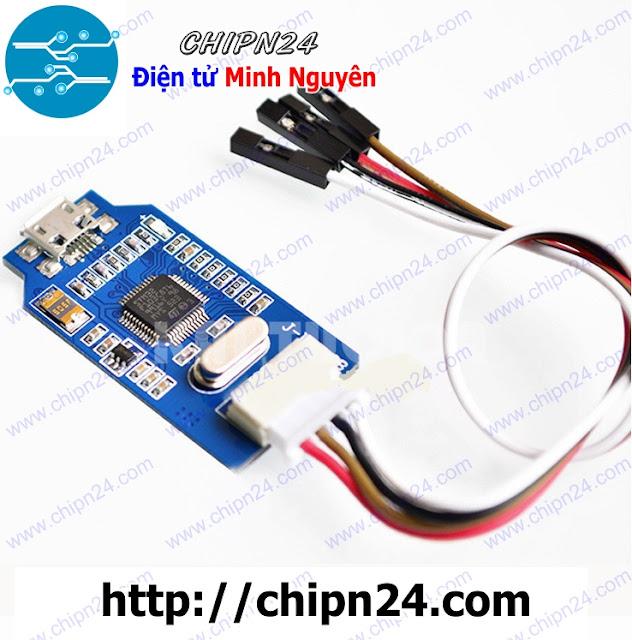 Mạch nạp ARM STM32 J-LINK OB SWD