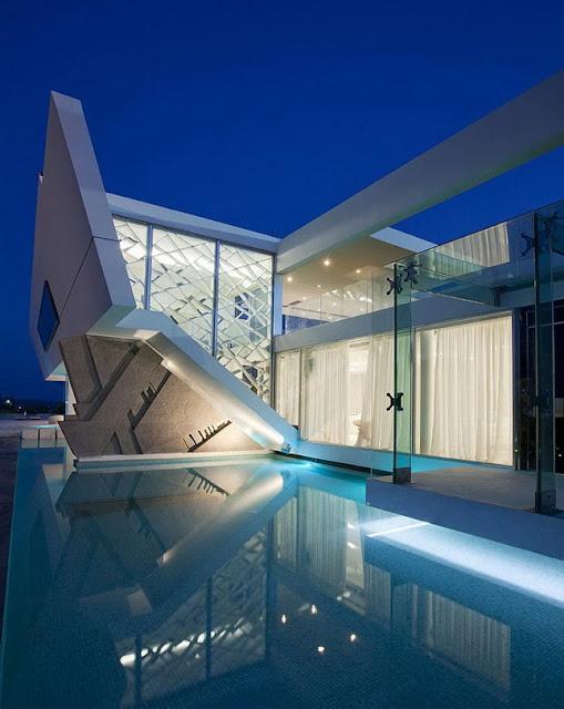 Rumah modern minimalis terbaru