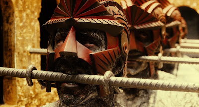 Swords and Sandals: Immortals Costumes at Prop Store of London