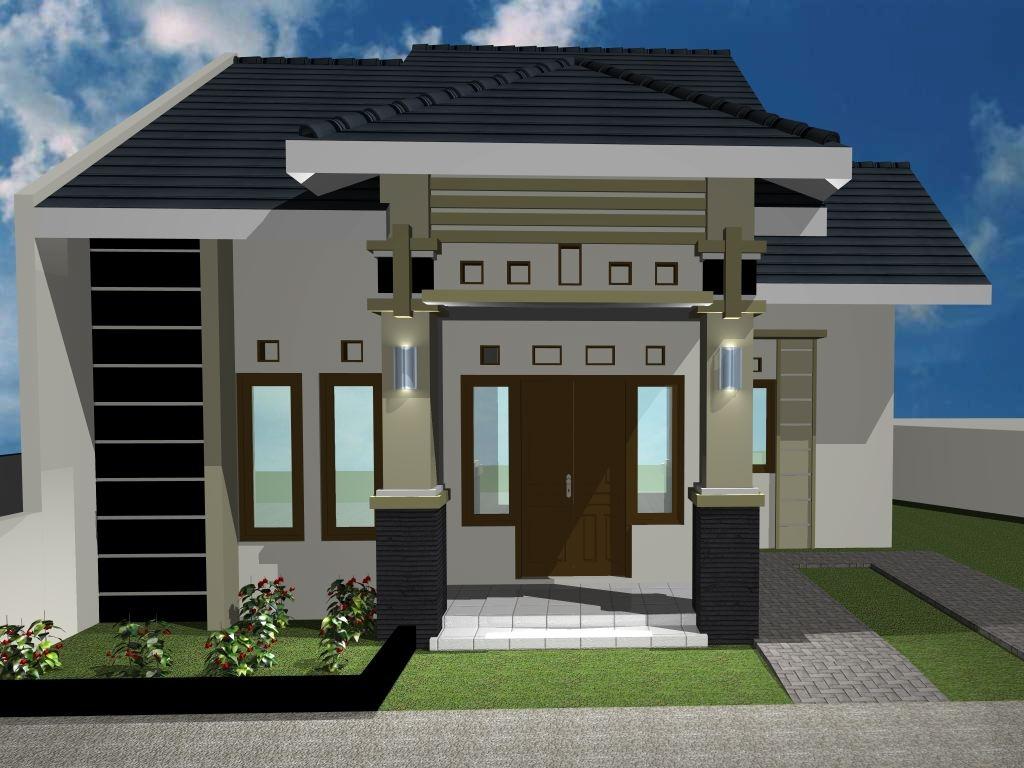 70 Desain Rumah Minimalis Terbaik Desain Rumah Minimalis Terbaru Rumah minimalis terbaik di dunia