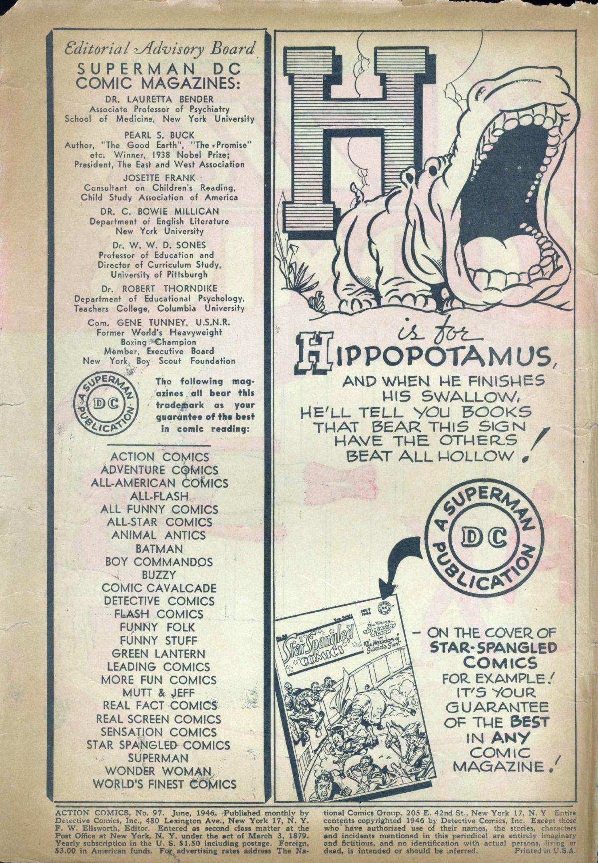 Action Comics (1938) 97 Page 2