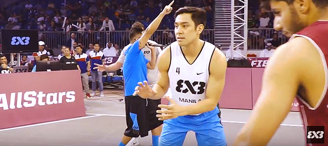 Mannequin Challenge at the 2016 FIBA 3x3 All Stars! (VIDEO)