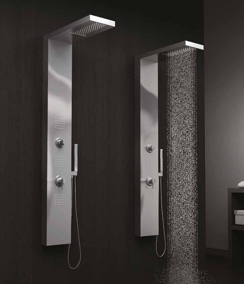 Columna hidromasaje cascada tu cocina y ba o - Columnas de ducha ...