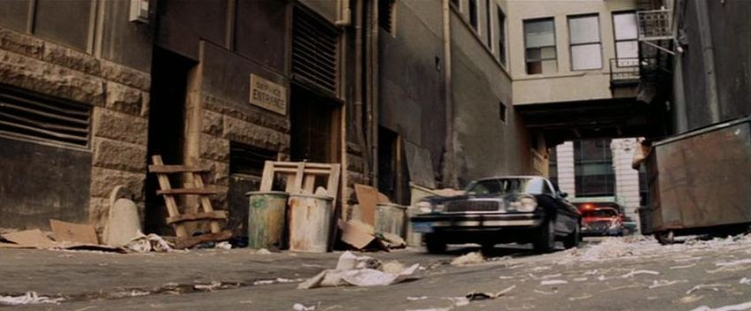 Police Car Website >> Filming Locations of Chicago and Los Angeles: Starsky And ...