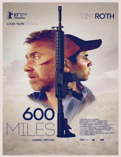 Ver 600 millas (2015) Online