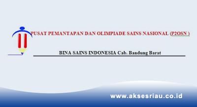 Lowongan Lembaga Bina Sains Indonesia Pekanbaru Januari 2018