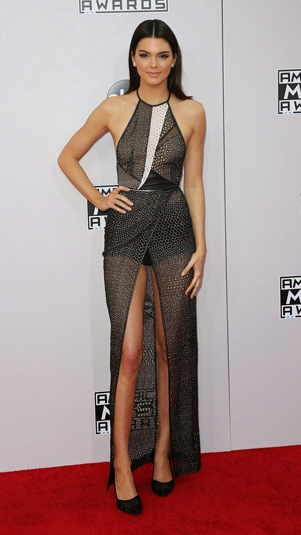 Kendall Jenner AMAS 2014