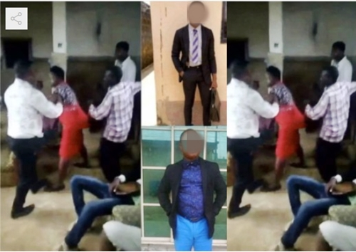 Ex-Employee Demanding Owed Salary Beaten Up Mercilessly