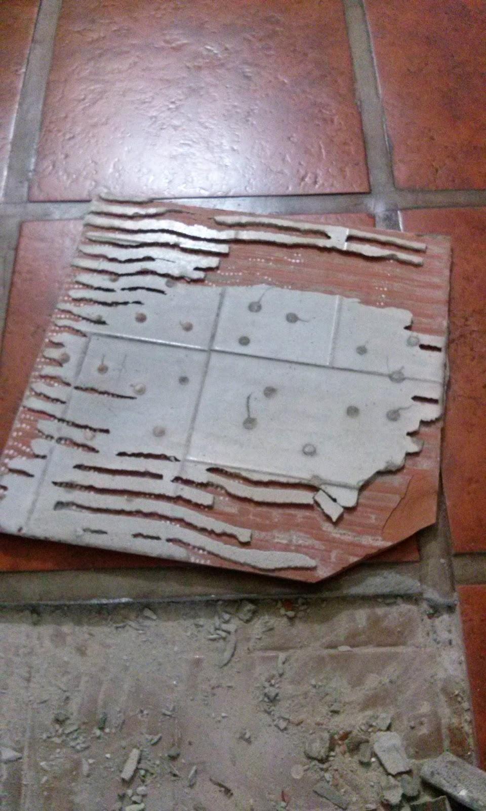 Tu asesor en cer micos mitos sobre la colocaci n sobre - Como quitar el sarro del piso ceramico ...