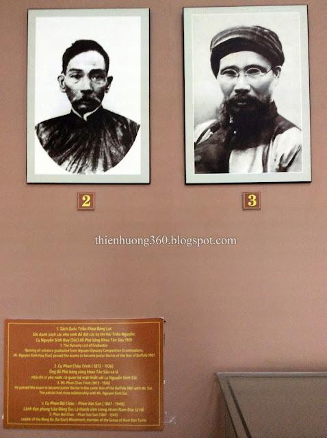 Cụ Phan Châu Trinh (1872-1926) ông Đỗ Phó bảng cùng khoa Tân Sửu