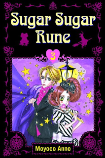 sugar sugar rune, anime, manga, moyoco anno, chocolat kato, pierre