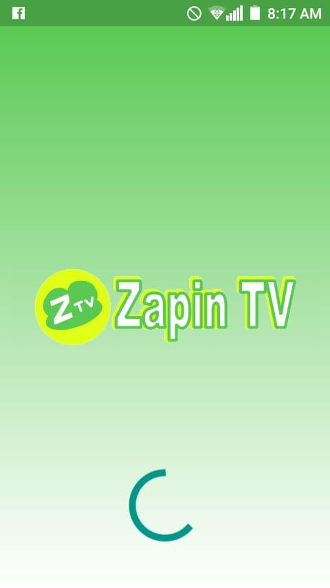 Zapin TV APK Tv Online Gratis