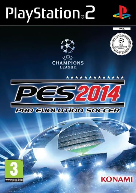 Pro Evolution Soccer 2014 - PES 2014 PS2 (English, Dutch