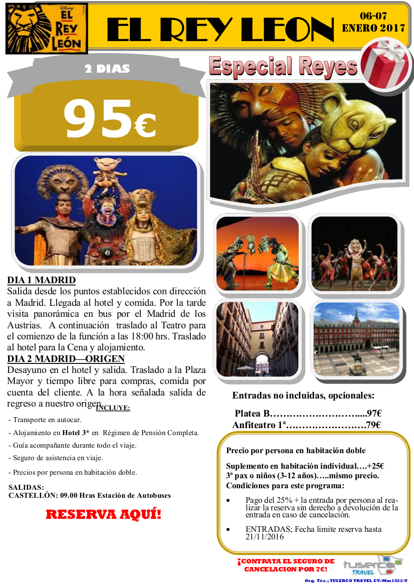 Espect Culo El Rey Le N En Madrid Y Mercadillos Navide Os De La  ~ Mercadillos Navideños En Valencia
