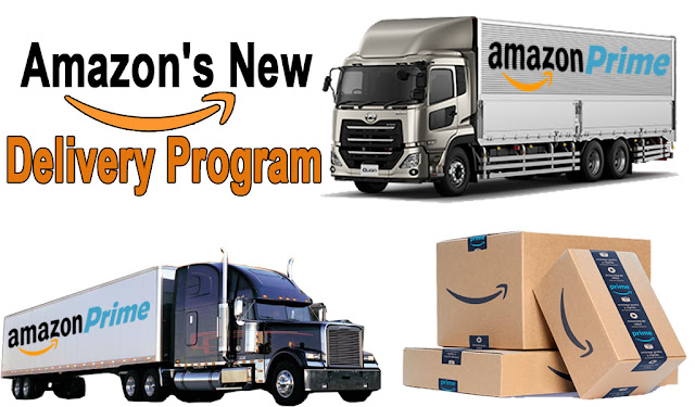 Amazon New Delivery Program Shipping Should Not Hurt FedEx UPS