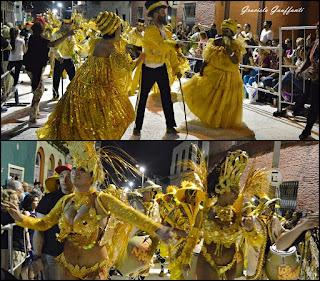Desfile de Llamadas 2017 Montevideo Uruguay Los Niche