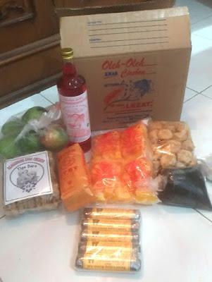 10 Oleh-Oleh Ngehits di Cirebon