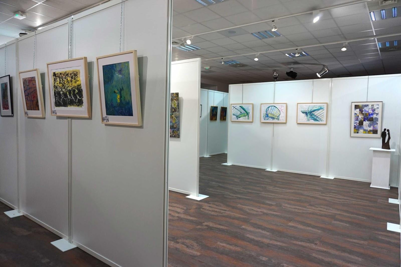Contrastes arts plastiques quelques images de notre - Salon des associations ...