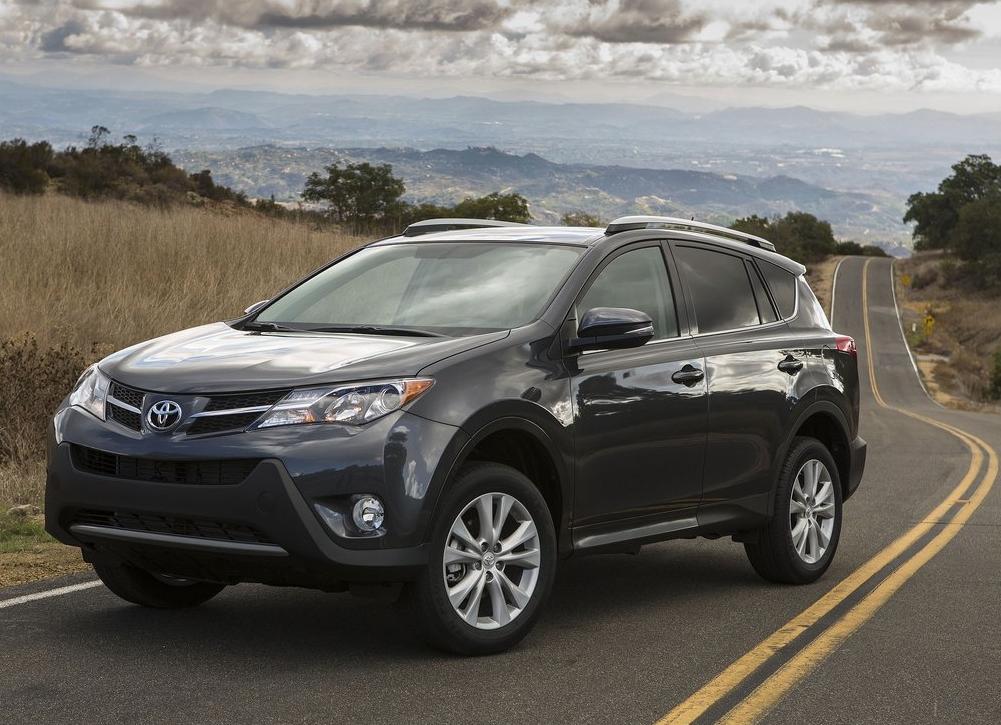 Toyota Rav4 Sales Figures Gcbc