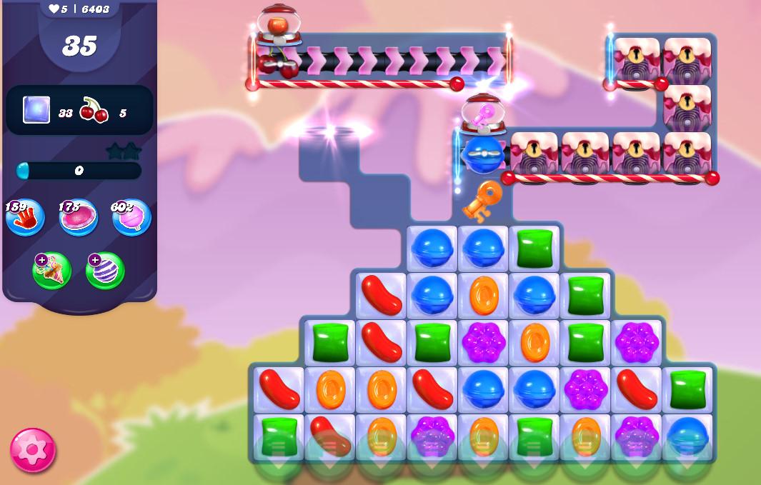 Candy Crush Saga level 6403