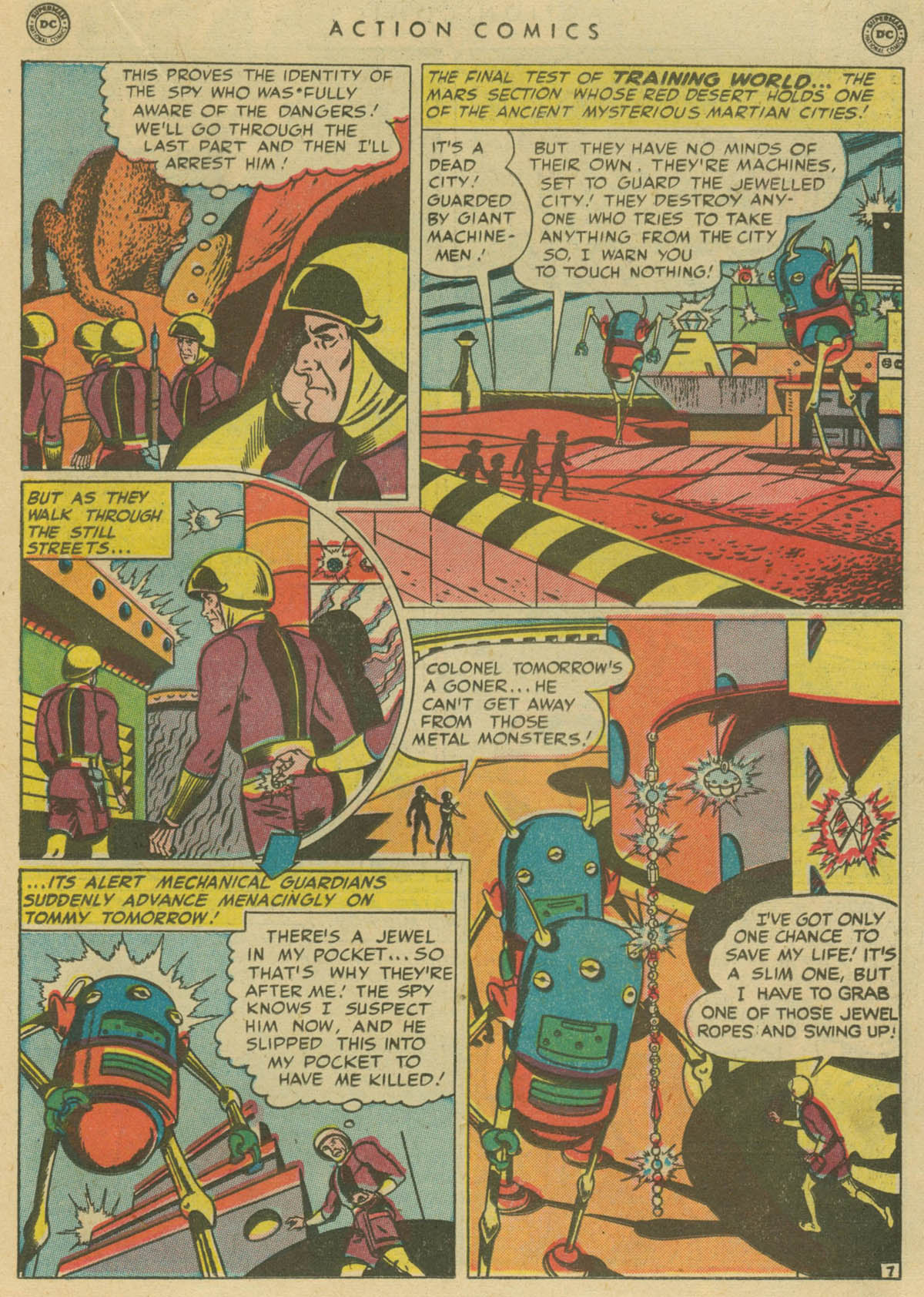 Read online Action Comics (1938) comic -  Issue #141 - 22