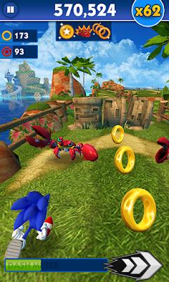 Sonic Dash APK3