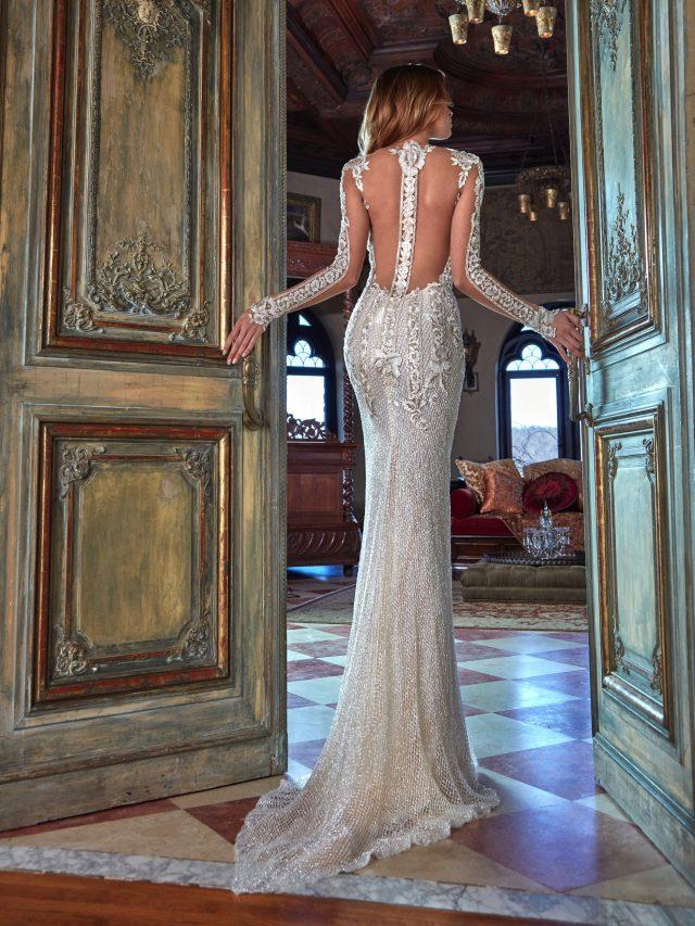 vestidos de novia elegantes y sencillos