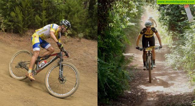 Unai Yus y Rocío Martín, a por el reinado en la Transvulcania Bike