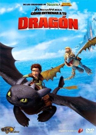 Como Entrenar A Tu Dragon [2010] [DVD5 + DVD9] [Latino]