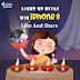 Diwali Contest Win Free iPhone 8 and Free T-Shirt