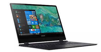 Acer Swift 7 is world's thinnest laptop with an integrated LTE modem