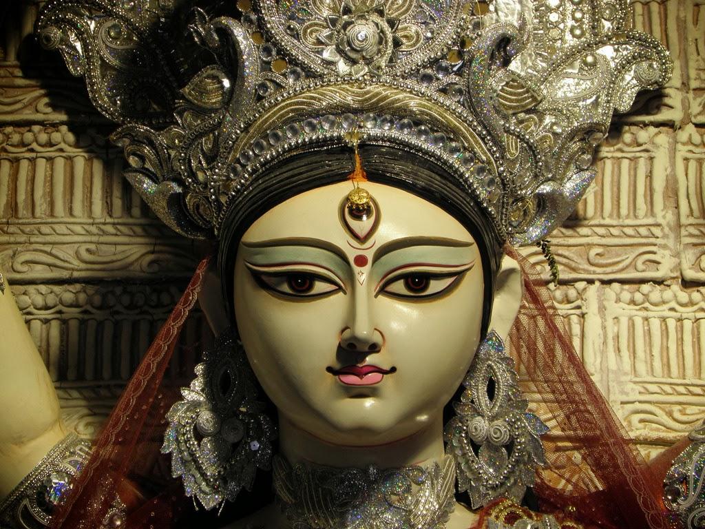 Durga Puja Hd Wallpaper: HD WALLPAPER: Durga Puja Celebration