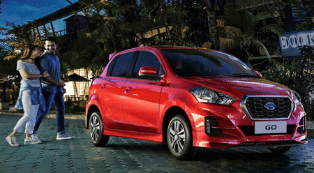 Harga All New Datsun Go Matic CVT 2018