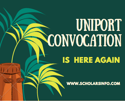 UNIPORT Convocation