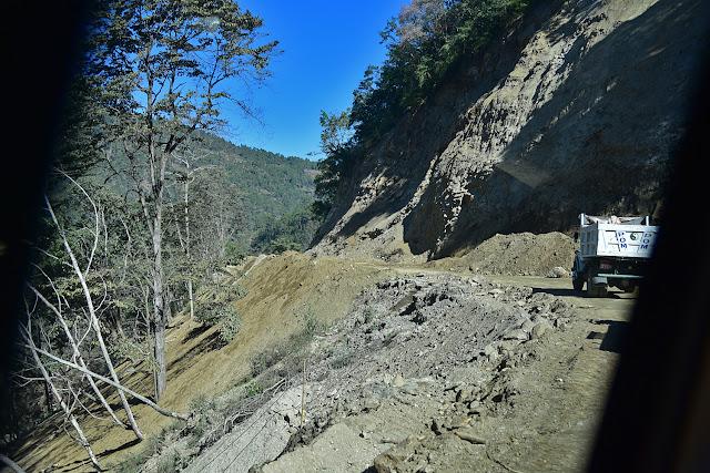 Bhutan road