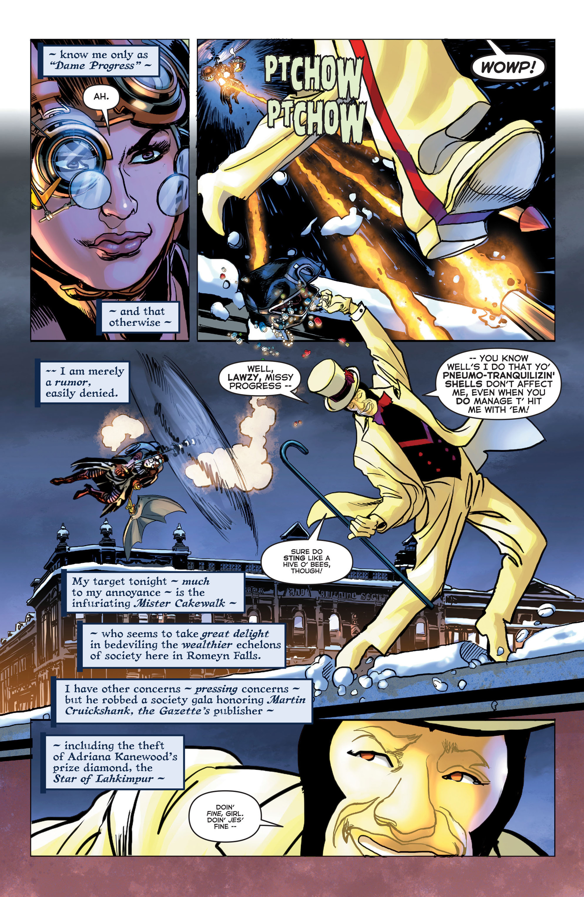 Read online Astro City comic -  Issue #5 - 19