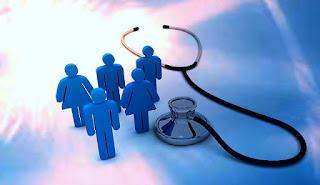 Marché de l'assurance santé