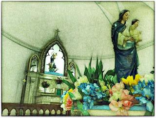 Altar da Igreja de Nossa Senhora dos Navegantes, Porto Alegre