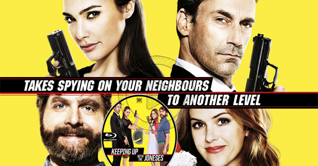 """Keeping Up With The Joneses Download: Nonton Film """"Keeping Up With The Joneses"""""""