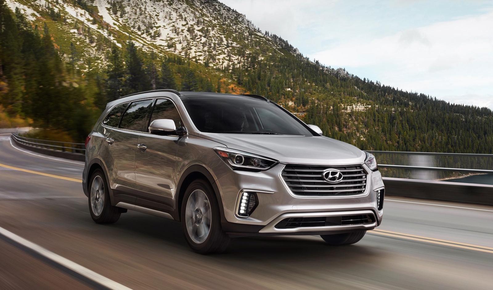 Carsattend The Pressure Of 2017 Hyundai Santa Fe